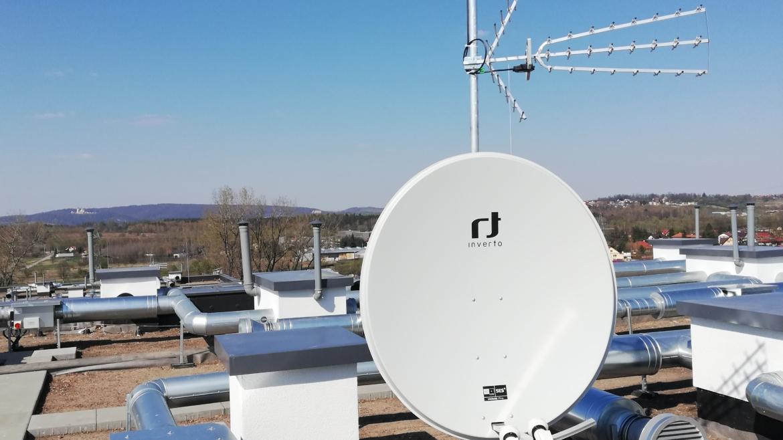 Ustawianie anten SAT i DVB-T